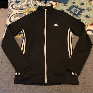 Adidas Women's Climalite Zip Jacket